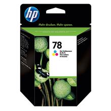 HP Tintenpatrone C6578A 78 1.200Seiten 38ml c/m/y