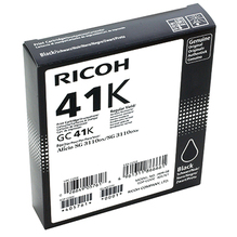 Ricoh Gelpatrone 405761 GC-41K 2.500Seiten schwarz