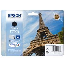 Epson Tintenpatrone C13T70214010 T7021XL 2.400Seiten 45ml schwarz