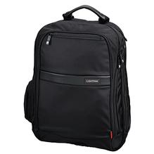 LIGHTPAK Notebookrucksack Echo1 Executive Line 46103 Nylon schwarz