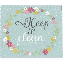 Microfasertuch/15x18cm Keep it clean