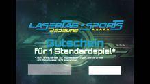 Lasertag-Bedburg Spiel Gutschein