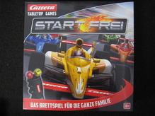 80003 Carrera Brettspiel für die ganze Familie START FREI ab 10 Jahre