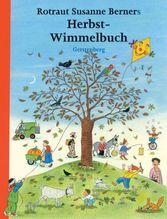 Rotraut Susanne Berners Herbst-Wimmelbuch, Midi-Ausgabe | Berner, Rotraut Susanne