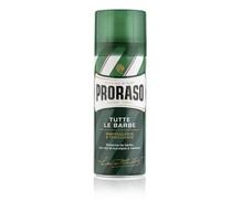 PRORASO Shaving Foam Green Refresh, 50ml