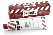 PRORASO Rasiercreme Nourish Tube, 150ml