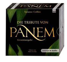 Die Tribute von Panem 1-3, Hörbuch-Gesamtausgabe, 18 Audio-CDs