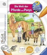 Die Welt der Pferde und Ponys | Friese, Inka