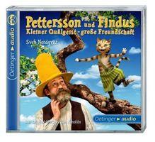 Pettersson und Findus - Kleiner Quälgeist, große Freundschaft, 1 Audio-CD | Nordqvist, Sven