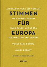 Stimmen für Europa