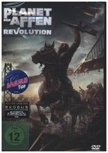 Planet der Affen: Revolution, 1 DVD