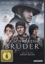 Die schwarzen Brüder, 1 DVD | Tetzner, Lisa