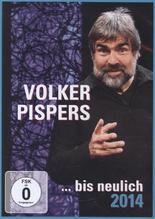 Volker Pispers: bis neulich 2014, 1 DVD