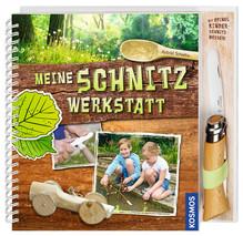 Meine Schnitzwerkstatt, m. Opinel Kinderschnitzmesser | Schulte, Astrid