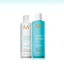 MOROCCANOIL Volumen Shampoo + Volumen Conditioner, 2 x 70 ml