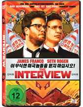The Interview, 1 DVD