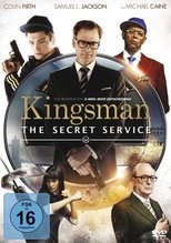 Kingsman: The Secret Service, 1 DVD
