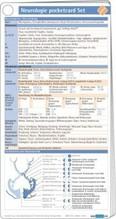 Neurologie pocketcard Set, Kartenfächer   Stuckrad-Barre, Sebastian von; Ilg, Rüdiger