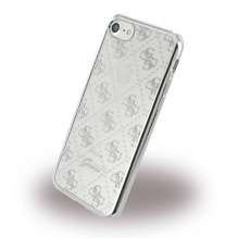 Guess - Apple iPhone 7 4G GUHCP7TR4GSI - TPU Cover / Silikon Case / Schutzhülle -