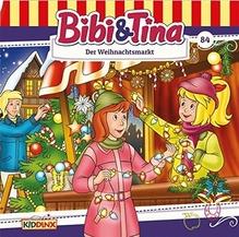 Bibi & Tina - Der Weihnachtsmarkt. Tl.84, Audio-CD