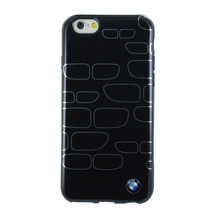 BMW - Apple iPhone 6, 6s - BMHCP6KSBK Kidney Pattern - TPU Cover/Case/Schutzhülle