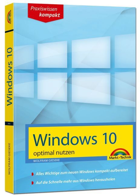 Windows 10 optimal nutzen | Gieseke, Wolfram