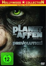 Der Planet der Affen: PRevolution, 1 DVD