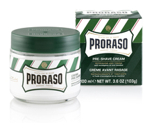 PRORASO Preshave Cream Refresh, 100ml