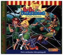 Bibi Blocksberg - Wald der Hexenbesen, 1 Audio-CD