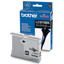 Brother Tintenpatrone LC970BK 350Seiten schwarz