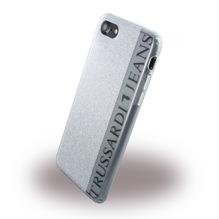 Trussardi - Apple iPhone 6, 6S - TRU6GLITTERS Glitter - Silikon Cover / Handyhülle