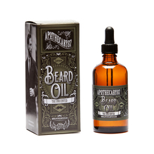 APOTHECARY87 The Unscented Beard Oil, 100ml