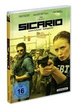 Sicario, 1 DVD
