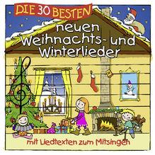 Die 30 besten neuen Weihnachts- und Winterlieder, 1 Audio-CD | Sommerland, Simone; Glück, Karsten; Die Kita-Frösche