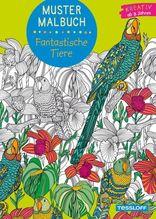 Mustermalbuch - Fantastische Tiere | Heinlein, Barbara