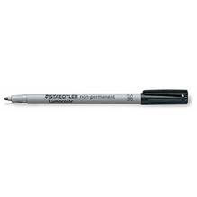 STAEDTLER Folienstift Lumocolor 315-9 1mm non-permanent schwarz