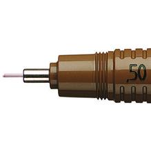 rotring Zeichenkegel rapidograph S0219590 0,5mm braun