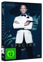 James Bond 007 - Spectre, 1 DVD