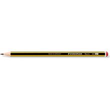 STAEDTLER Bleistift Noris 120-2 HB sechskantform gelb/schwarz