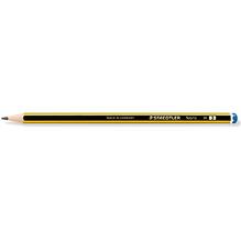 STAEDTLER Bleistift Noris 120-3 H sechskantform gelb/schwarz