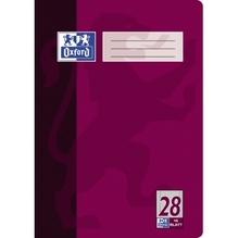 Oxford Schulheft Nr. 28 100050314 DIN A4 Rand li/re 16Bl. kariert