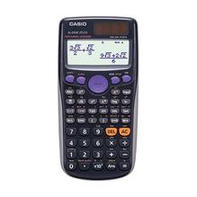 CASIO Schulrechner FX-85 DE Plus Solar/Batterie 252Funktionen sw
