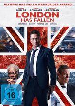 London has fallen, 1 DVD