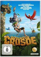 Robinson Crusoe (2015), 1 DVD