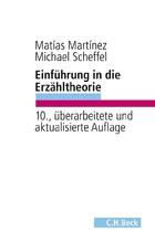 Einführung in die Erzähltheorie   Martinez, Matias; Scheffel, Michael