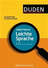 Arbeitsbuch Leichte Sprache | Bredel, Ursula; Maaß, Christiane