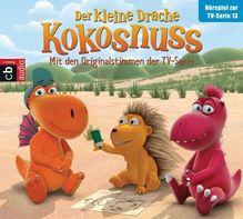 Der Kleine Drache Kokosnuss - Hörspiel zur TV-Serie, 1 Audio-CD