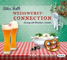 Weißwurstconnection, 7 Audio-CDs | Falk, Rita