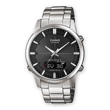CASIO Herren Funkuhr-Armbanduhr LCW-M170D-1AER