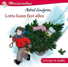 Lotta kann fast alles, 1 Audio-CD | Lindgren, Astrid
